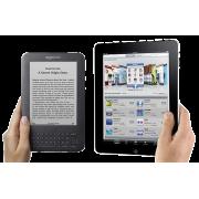 Tahvelarvutid, e-lugerid